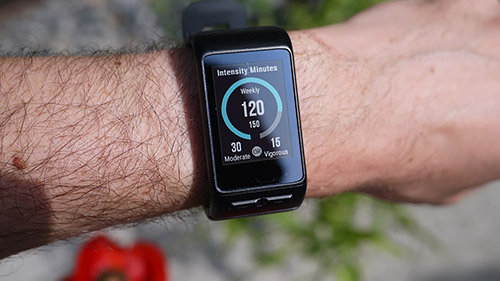 ​Garmin Vivoactive HR review