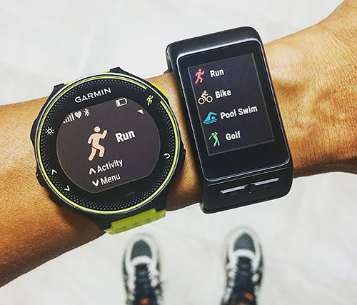 Photo: Vivoactive HR -In Depth Review - GadFit