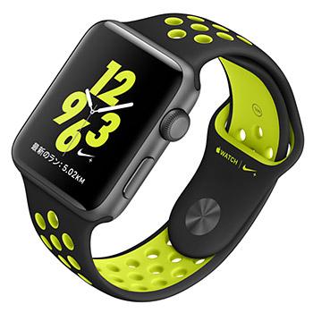 Apple Watch Nike+ ボルトNikeスポーツバンド¥40,800 (税別)