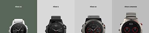 fenix5シリーズ?