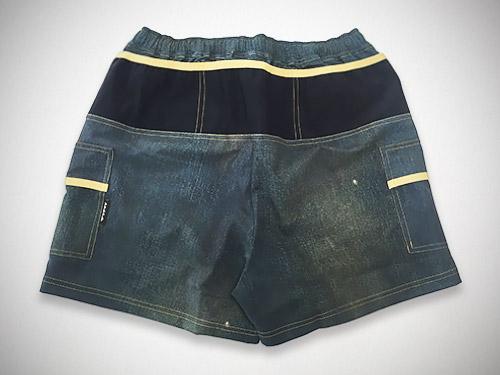 [MMA 7pocket Run Pants Shorty] 久々に腰まわりにポケットがたくさんあるランパンを買った
