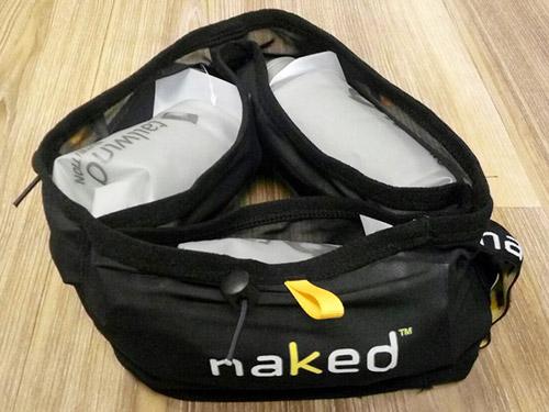 Naked Running BandがアップデートされてVer.2に