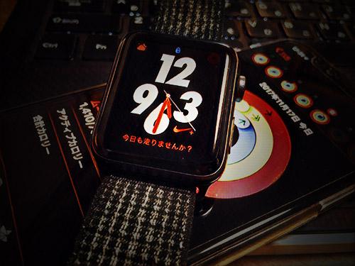 Apple Watchまだ使い方が身についていないけど「Apple Watchでランニング」はないな(自分)