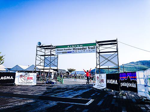 トレラン2回目 (平尾台トレイルランニングレース・ショート17km)