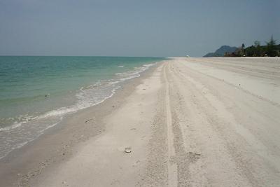 FSランカウイのビーチ