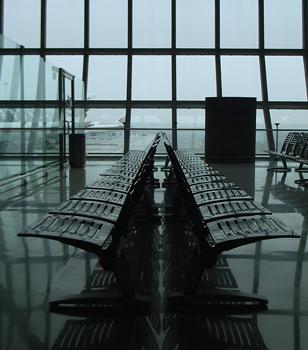 タイ・バンコクのスワンナプーム国際空港