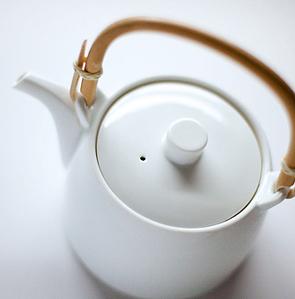 白山陶器 ティー 土瓶